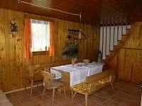 Pokoj - chata ubytování Červená nad Vltavou