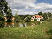 Levné ubytování Koupaliště Horní Radouň Chalupa k pronajmutí - Lodhéřov