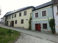 ubytování  v rodinném domě na horách - Nová Bystřice