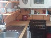Apartmán Anna kuchyňský kout v obýváku - Třeboň - Branná
