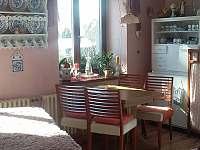 Apartmán Anna obývací pokoj - chalupa k pronájmu Třeboň - Branná