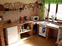 kuchyňská část Eda