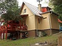 Chata Lojzička Lojzovy Paseky - ubytování Frymburk - Lojzovy Paseky