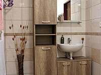 Koupelna - pronájem chaty Frymburk - Lojzovy Paseky