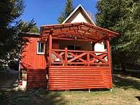 Chaty a chalupy Stezka korunami stromů na chatě k pronajmutí - Frymburk - Lojzovy Paseky