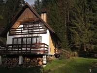 chata Děkanské Skaliny