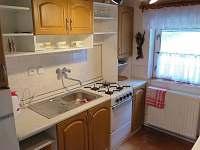 kuchyňka - Děkanské Skaliny