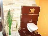 WC - chalupa k pronájmu Myslkovice