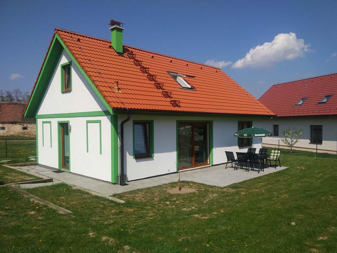Rekreační domek - přímo od majitele