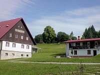 ubytování  v penzionu na horách - Frymburk - Lojzovy Paseky
