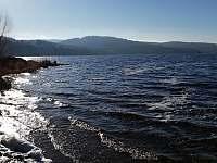 Jezero - pronájem rekreačního domu Lipno nad Vltavou