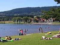 Lipno jezero - rekreační dům k pronájmu