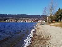 Pláž - rekreační dům k pronajmutí Lipno nad Vltavou