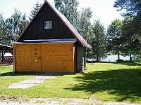 Chaty a chalupy Dolní Žišpašský rybník na chatě k pronájmu - Blato