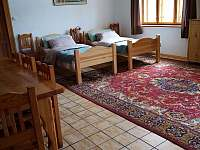 apartment 1 - chalupa k pronájmu Olešnice u Trhových Svinů