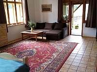 apartment 1 - chalupa k pronajmutí Olešnice u Trhových Svinů