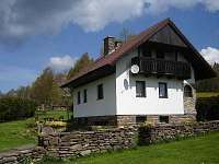 Chata k pronajmutí - okolí Lojzových Pasek