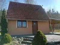 Chata ubytování v obci Kaplice-nádraží