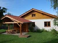 ubytování Jižní Čechy na chatě k pronajmutí - Kamenná Lhota