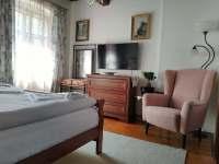 Apartmá Deluxe - ubytování Český Krumlov