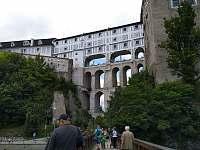 Plastuv most - pronájem apartmánu Český Krumlov