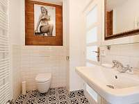 T.G. Masaryk - koupelna