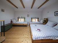 Ložnice v patře - Kačlehy