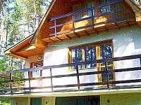 ubytování Křemže na chatě k pronájmu