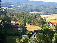 vyhledy z okolí - chata k pronájmu Holubov