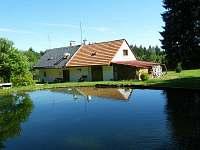 Levné ubytování Rybník Osika Chalupa k pronajmutí - Nová Bystřice - Klášter