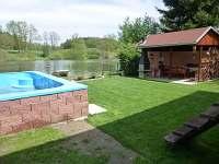 bazén+pergola - Roudná