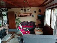 obývací pokoj - Roudná