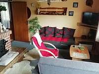 obývací pokoj+TV - Roudná