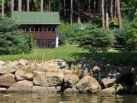 chata k pronajmutí Koloděje nad Lužnicí