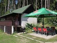 Chata k pronajmutí - dovolená Koupaliště Nový Dvůr - Vltava rekreace Koloděje nad Lužnicí