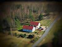 Rekreační dům na horách - Tušť Jižní Čechy