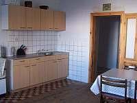 chalupa-kuchyně