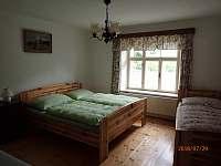 chalupa-ložnice 4lůž.