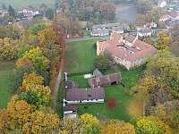 Chalupa ubytování v obci Setěchovice