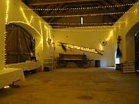 Svatební stodola - Libějovice