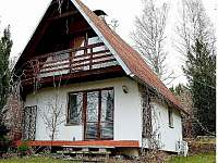 ubytování Rudolfov - Jivno Chata k pronajmutí