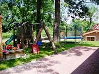 Chalupa s vnitřním bazénem, vířivkou a saunou - chalupa k pronajmutí - 8 Klenovice