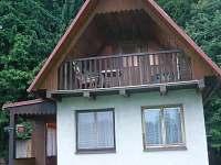 ubytování Česká Kanada na chatě k pronajmutí - Brandlín