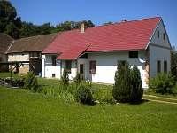Chalupa ubytování v obci Bušanovice