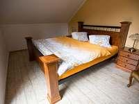 apartmán č. 5 - ložnice - ubytování Jistec