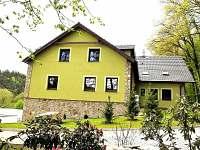 ubytování Jistec Penzion na horách