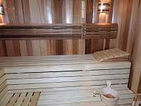 sauna - Jistec