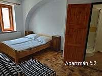 Ubytování U kostela - apartmán - 13 Chlum u Třeboně