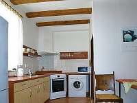 Byt č. 3 - kuchyň
