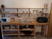 Apartmán Kotva-kuchyň